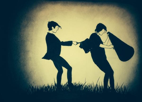 Tegan and Sara by Natka96